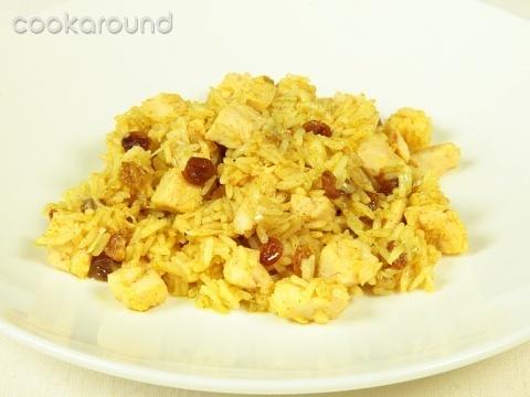 Petti di pollo al curry con riso: Ricette Turchia   Cookaround