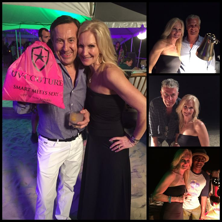 What an incredible evening on Seven Mile Beach- Cayman Island last night for the #CaymanCookout. Owner, Heather McCartney, was very fortunate to meet some of the best chefs of the world- @DanielBoulud, @MarcusSamuelsson, @EricRipert, @AnthonyBourdain