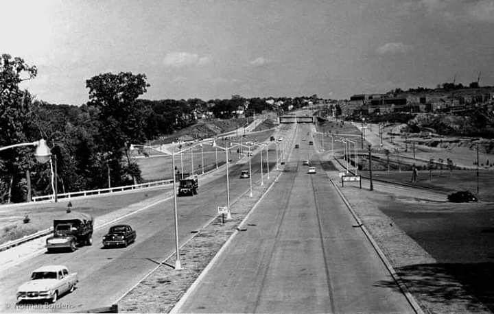 Long Island Expressway 1960 Montauk Lighthouse Fire Island