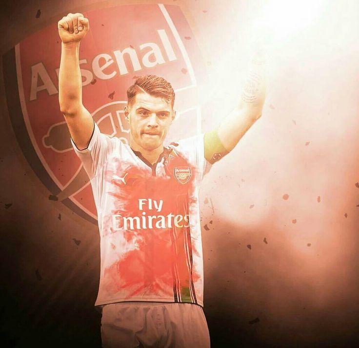 #Arsenal #Xhaka