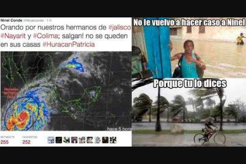 Huracan Patricia 231015