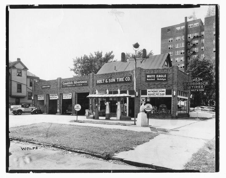 Holt & Son Tire Company, Topeka, Kansas 1 Gas station
