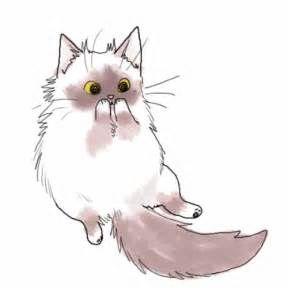 Cute kitty sketch