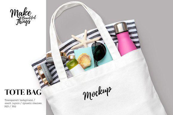 Download Isolated Canvas Tote Bag Mockup Bag Mockup Mockup Free Logo Mockup Psd