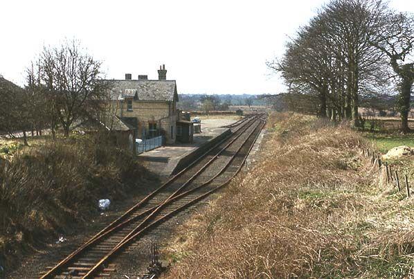 Disused Stations: Reepham Station