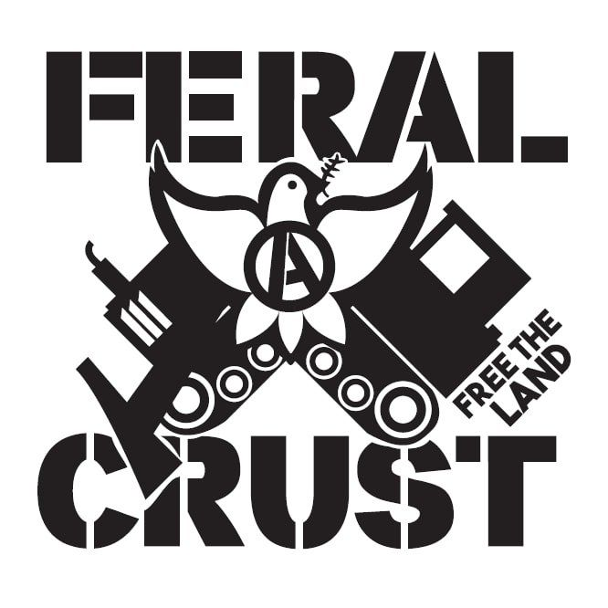 Feral Crust Infoshop A Radical Guide Radical Book Indigenous Peoples Anarchist