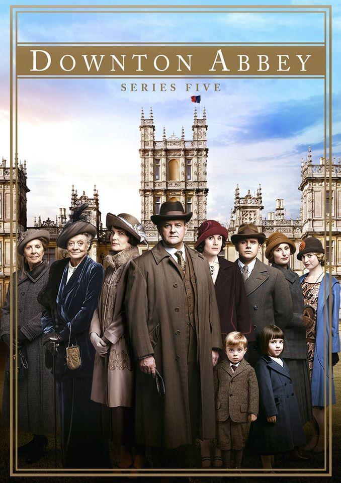 downton abbey season 5!!!!