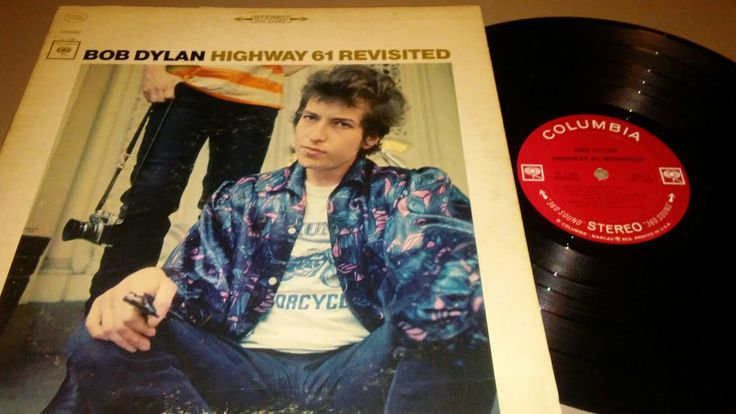 Bob Dylan Highway 61 Revisited Columbia 1965