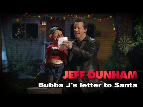 """Bubba J's letter to Santa"" 