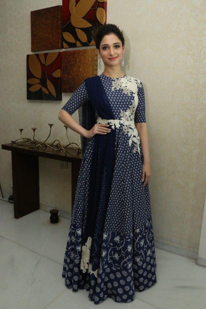 Tamanna wearing Ridhi Mehra