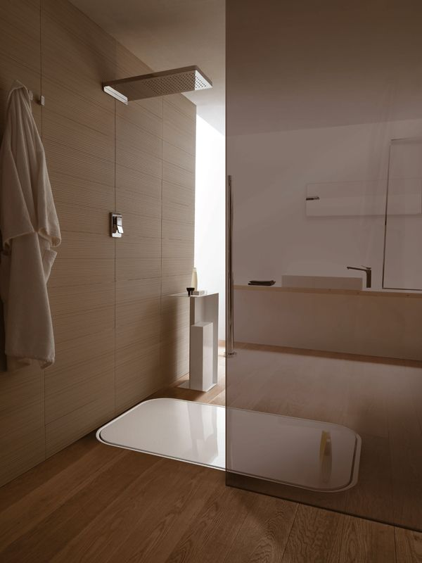 Great!! BUILT-IN METHACRYLATE SHOWER TRAY GEO TRAY GEO COLLECTION BY KOS BY ZUCCHETTI | DESIGN LUDOVICA+ROBERTO PALOMBA