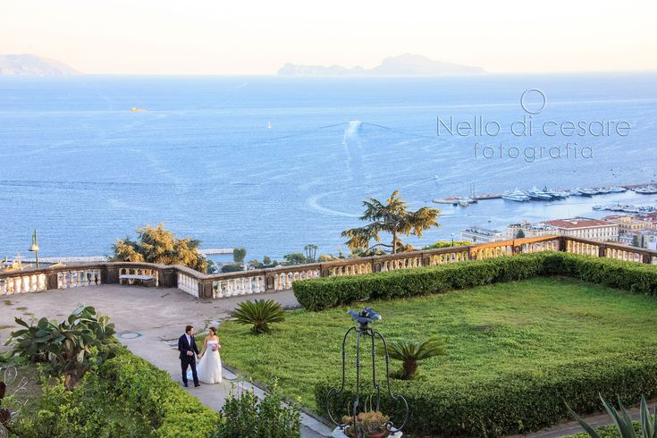 Beautiful and panoramic Belvedere Carafa!  #nellodicesarephotographer #wedding #photographer #naples #belvederecarafa