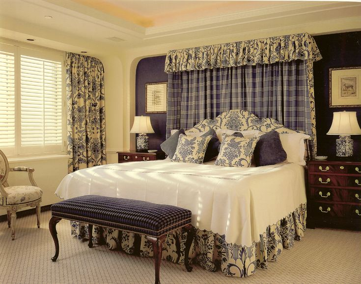This is not only neat, but the beautiful drapes of the curtains give a sophisticated look to the entire room.