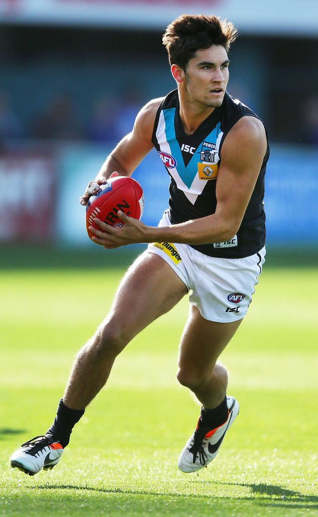 Chad Wingard, Port Adelaide Power | The Top 30 Smokin' Guns Of AFL