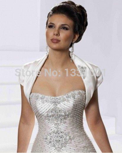 Новый стиль белое свадебное платье пром платье кружева куртка болеро пальто для девочки 2014