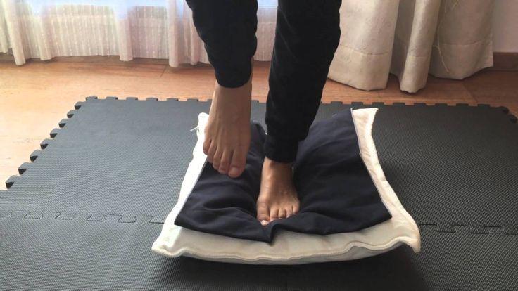 Ejercicios para fortalecer los tobillos