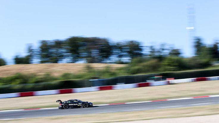 BRUNO SPENGLER #7 BMW Team MTEK