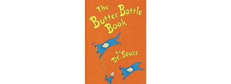 Butter Battle Book (Hardcover)