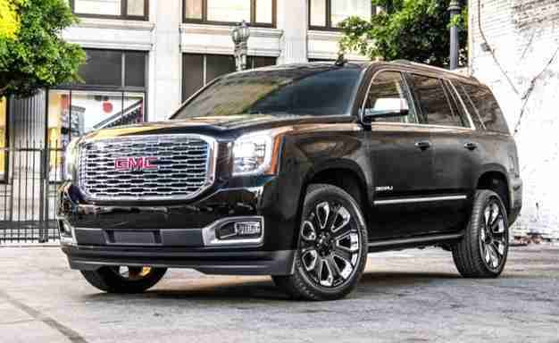 2020 Gmc Yukon Changes Gmc Suv Models Gmc Yukon Gmc Suv Gmc