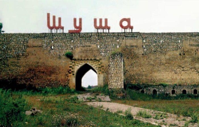 Shushi Shusha Samyj Pechalnyj Gorod Nagornogo Karabaha S Bolshimi Perspektivami Gorod Perspektiva Pechalnyj