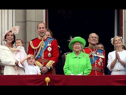 Busy Moments British Royal Family Event Highlights in 2016