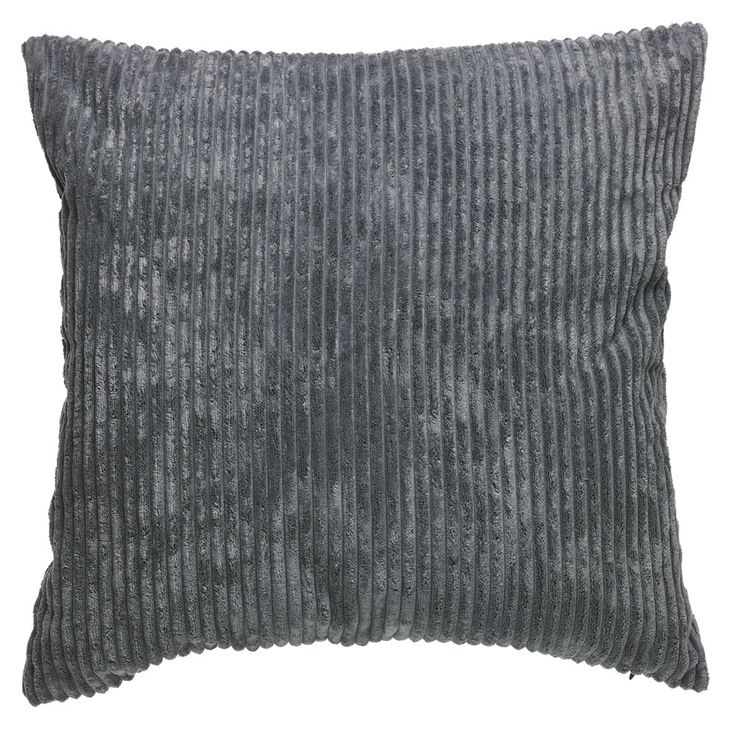 Wilko Jumbo Cushion Grey 55x55cm £8