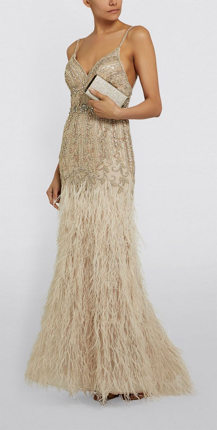 Greatgatsby Roaring20s Vintagefashion 20sparty Luxurygowns Christmasparty Ballgo Great Gatsby Prom Dresses Prom Dresses Gatsby Themed Prom Dresses [ 1386 x 700 Pixel ]