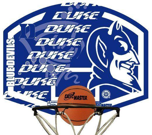 Amazon.com: NCAA Duke Blue Devils Mini Basketball Hoopster: Sports & Outdoors