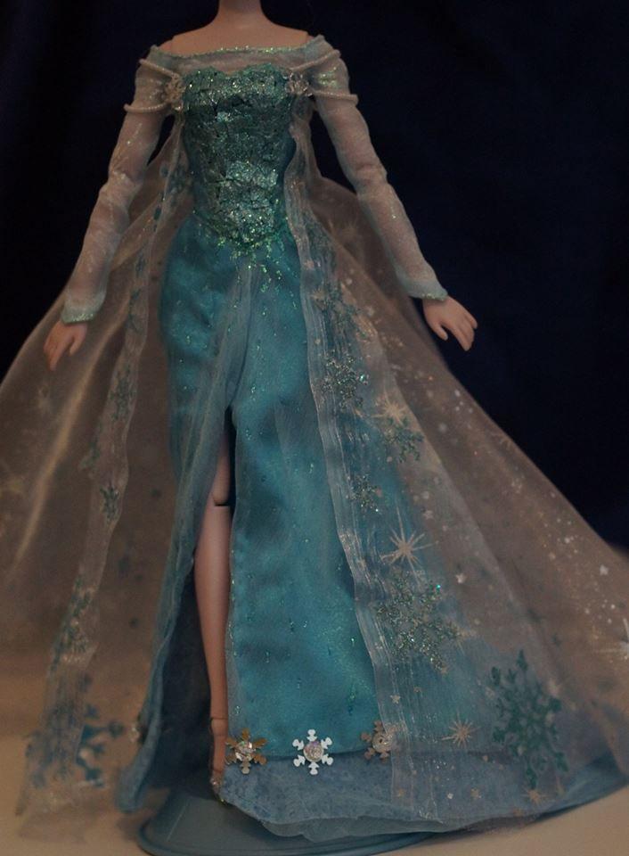 Elsa dress