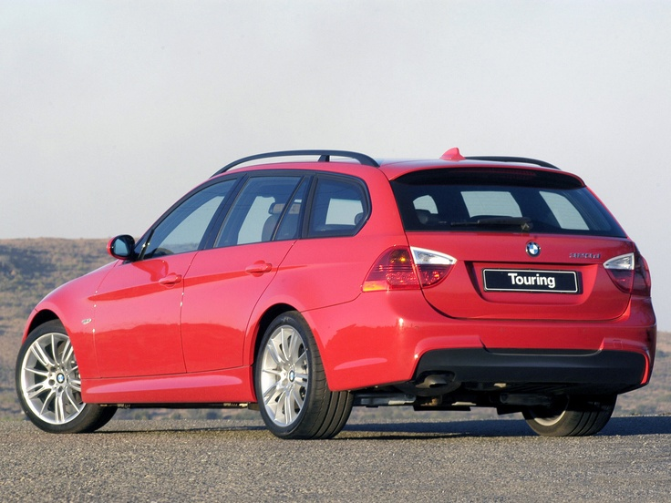 BMW 320d Touring M Sports Package