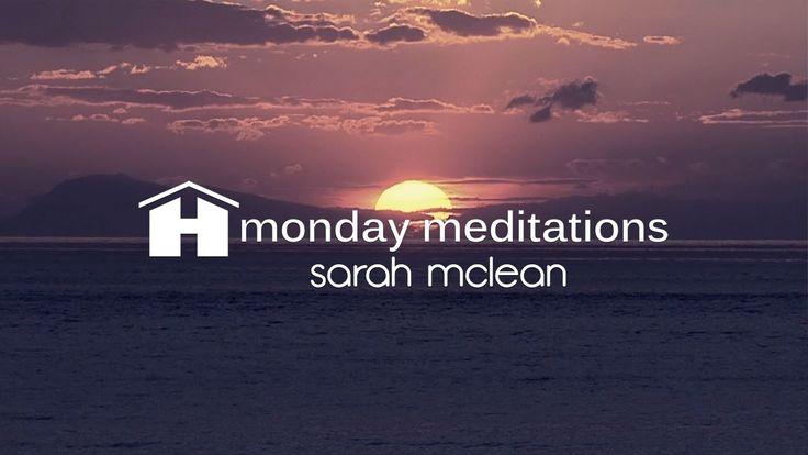 Love Yourself | Sarah McLean | Monday Meditation https://youtu.be/E20l9GzN-ZQ via @YouTube