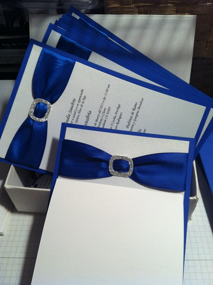 Sweet 15 invitations!