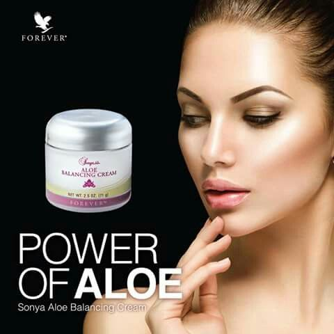 Sonya® Aloe Balancing Cream contains aloe plus revitalizing extracts and advanced moisturizers. These rich ingredients will help maintain proper moisture balance and appearance of your skin. https://www.youtube.com/watch?v=YIuygqqH3Ls http://360000339313.fbo.foreverliving.com/page/products/all-products/5-skin-care/280/usa/en  Need help? http://istenhozott.flp.com/contact.jsf?language=en Buy it http://istenhozott.flp.com/shop.jsf?language=en