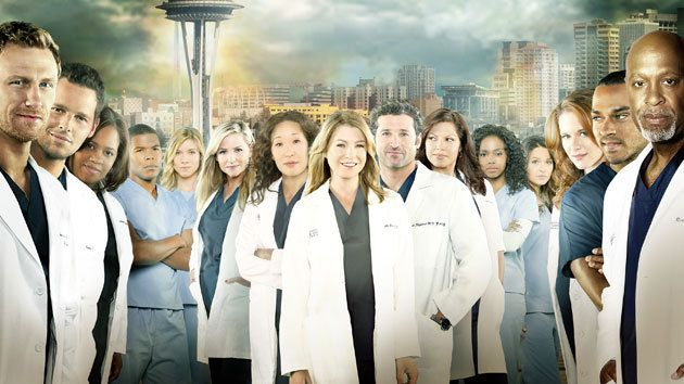 30 things all greys fans thought