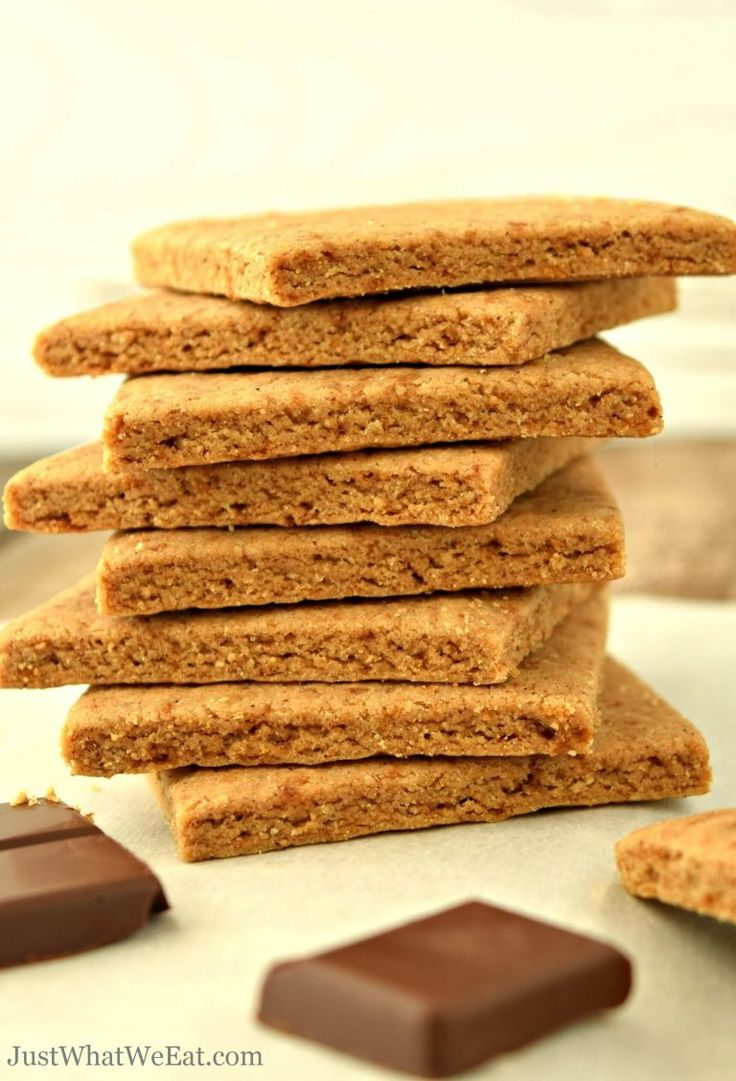 Graham crackers gluten free vegan refined sugar free