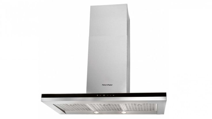 Fisher & Paykel 90cm Soft Touch Canopy Rangehood