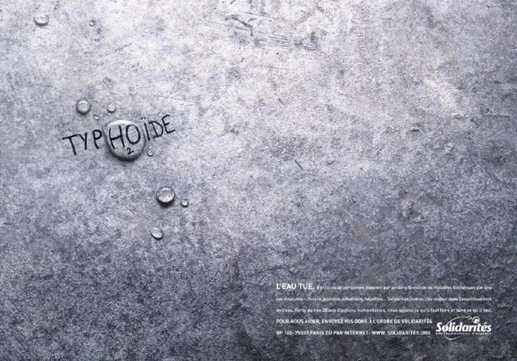 Solidarités International - L'eau tue