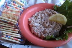 LuLu's Smoked Tuna dip