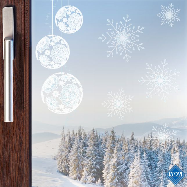 De Crăciun, meriți să vezi cele mai frumoase peisaje de la ferestrele casei tale!