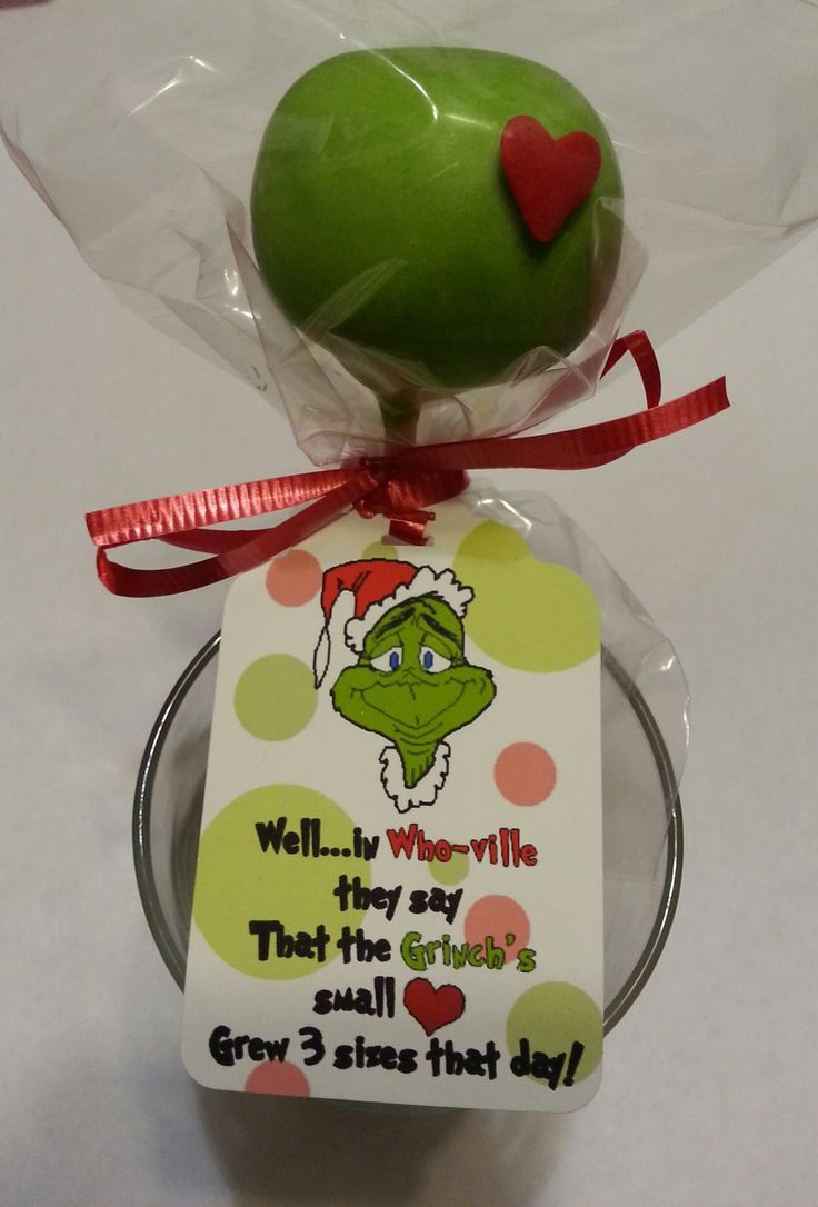 Grinch Cake Pops Grinch Christmas Party Grinch Cake