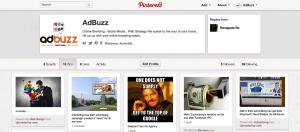 Leveraging your business social media through Pinterest