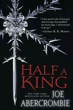 Gevonden bij de beste fantasyboeken ooit op Besteboeken.be. Half a King is van het beste dat de laatste jaren is verschenen onder fantasy.