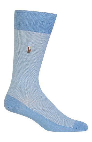 Polo Ralph Lauren 'Polo Player' Crew Socks