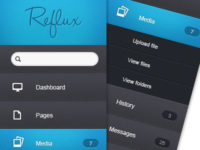 Dribbble - Reflux by Lee Grant