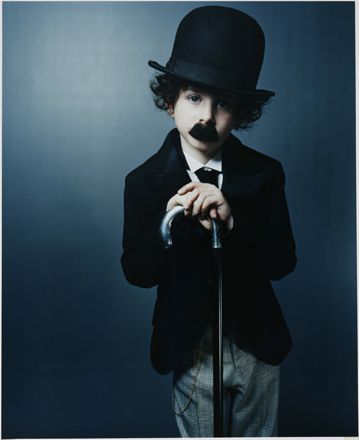 All children should be raised on a healthy diet of Charlie Chaplin. And Buster Keaton. And Mary Pickford. I don't want my kid to know sound films exist for a few years at least. Start them out right.