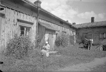 Tampere, Kuninkaankatu 44. Kuvausaika: 14.07.1880. Kuvaaja: E.M. Staf. Tampereen museot.