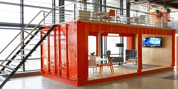 99c offices by Inhouse Brand Architects  #ArchiJuice #OfficeDesign