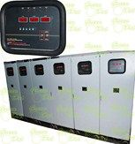 www.greendotindia... Three Phase Servo Variable Transformer Servo Variable Transformer is a automatic power control and have the auto stabilizer,auto cut power.It is a Oil cooled transformer.
