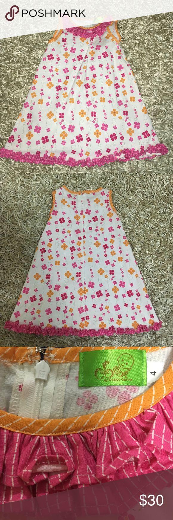 Designer Odalys Garcia Hand Made Dress Hand made DBebe by Odalys Garcia Dresses Casual