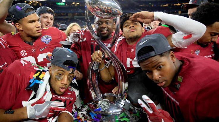 College Football Championship 2016: Picking Winner for Alabama vs. Clemson